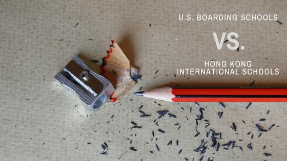US Boarding Schools vs. HK International Schools